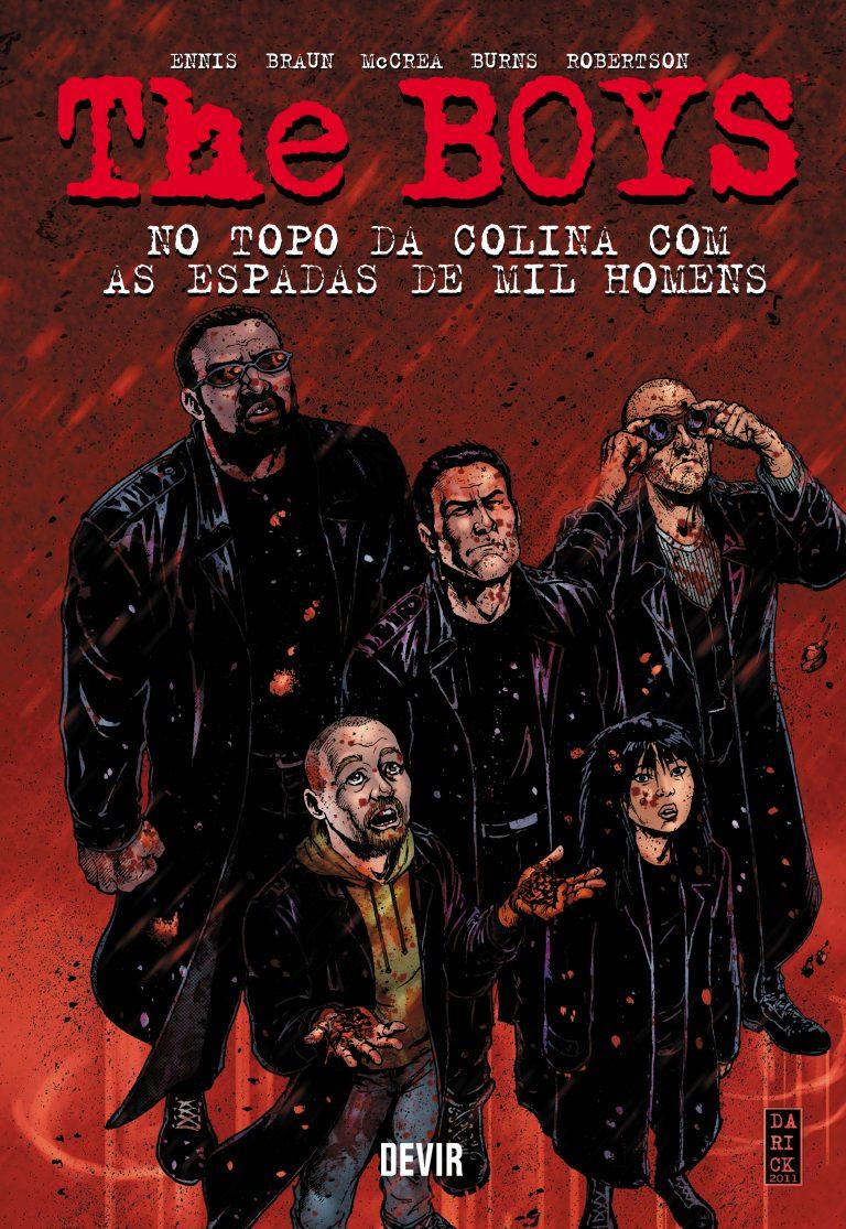The Boys- Vol. 11