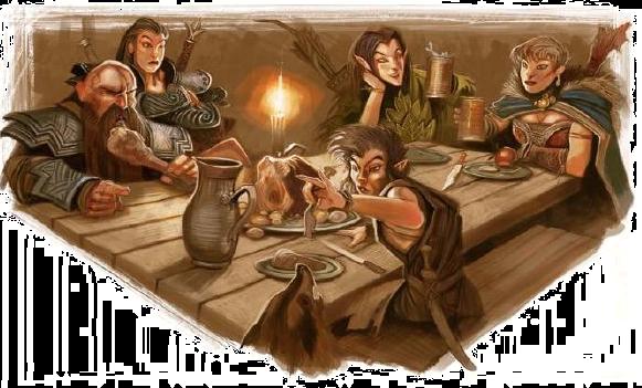 Grupo de aventureiros Otageek