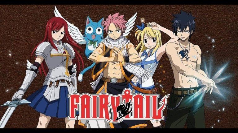 Capa Fairy Tail
