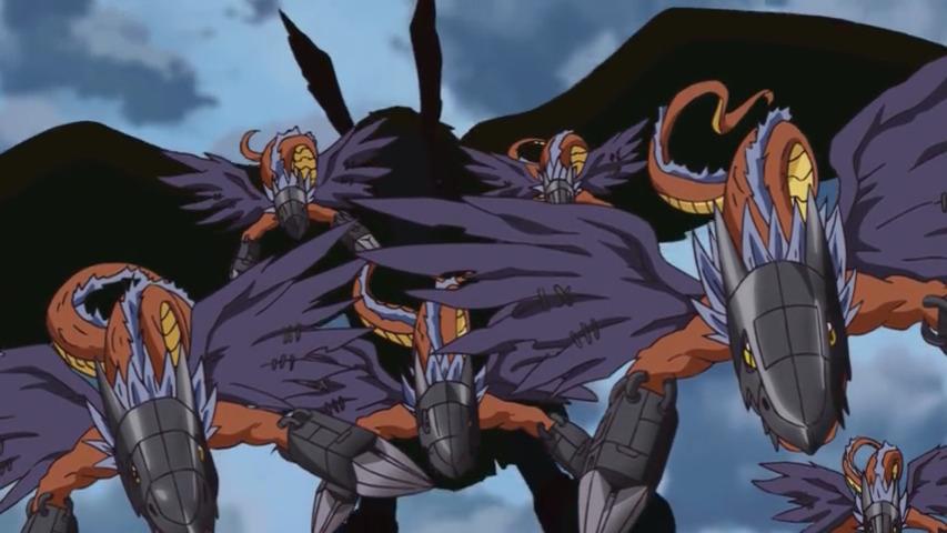 Parrotmon em Digimon Adventure: (2020)