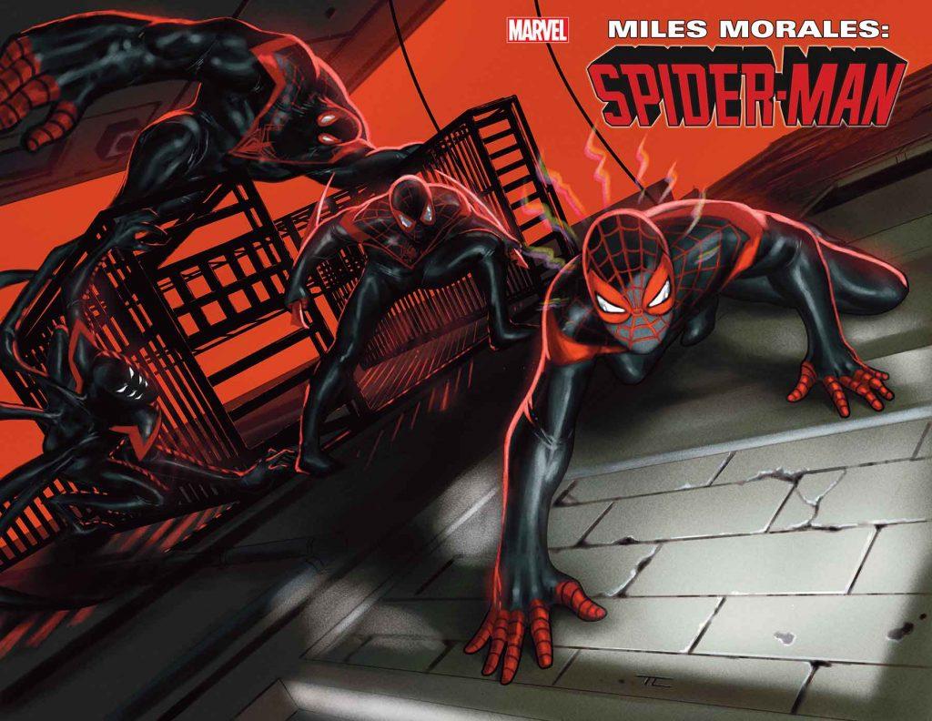HQ Saga do Clone de Miles Morales