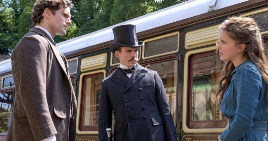 Sherlock, Mycroft e Enola