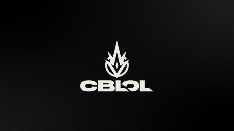 CBLOL 2021 LOGO