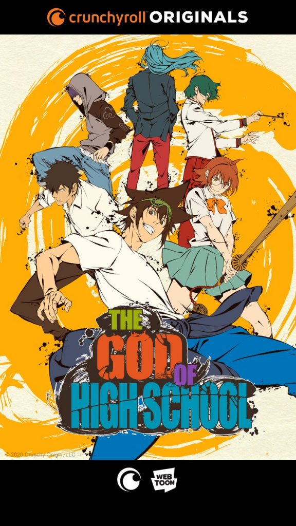 The God of High School original crunchyroll