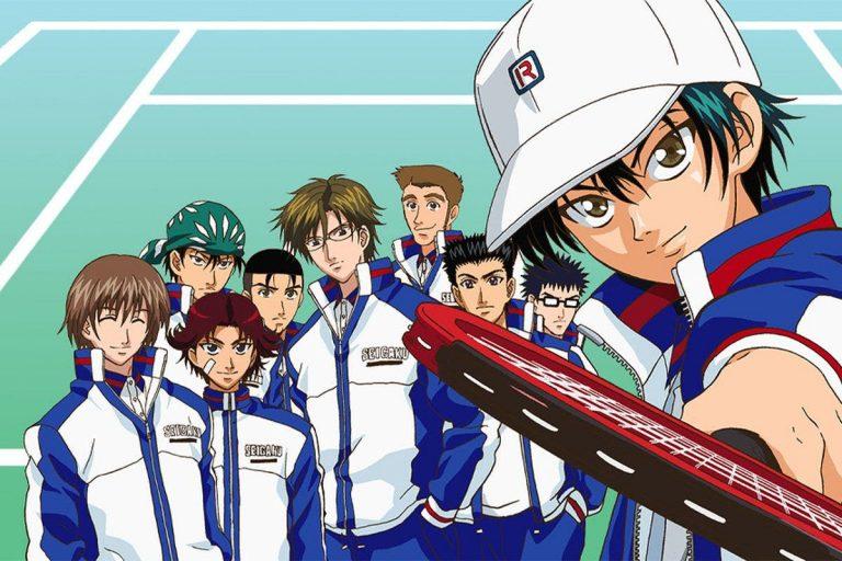Personagens do anime The Prince of Tennis