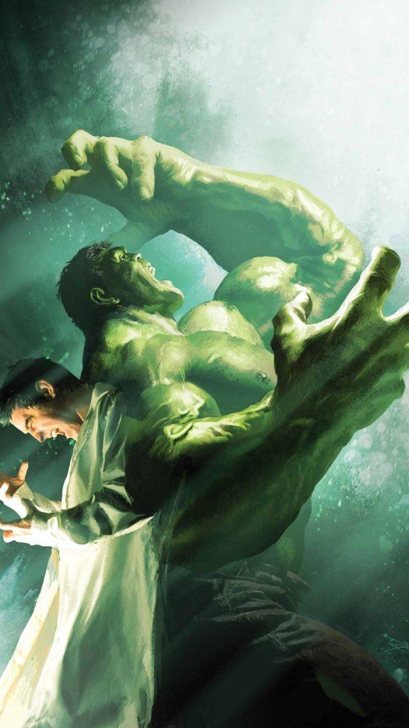 Banner e Hulk, Master e Blaster.