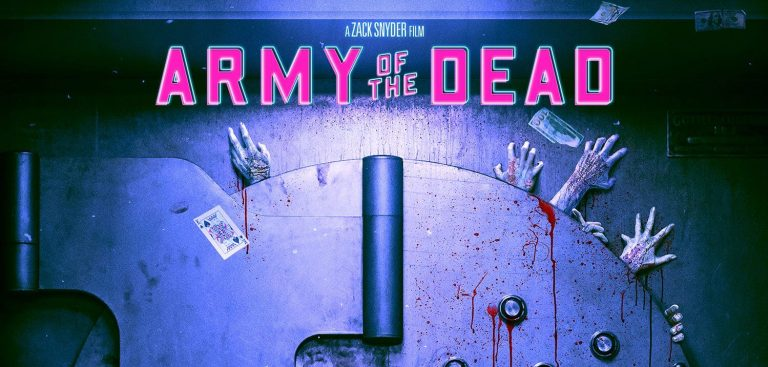Pôster do filme Army of The Dead.