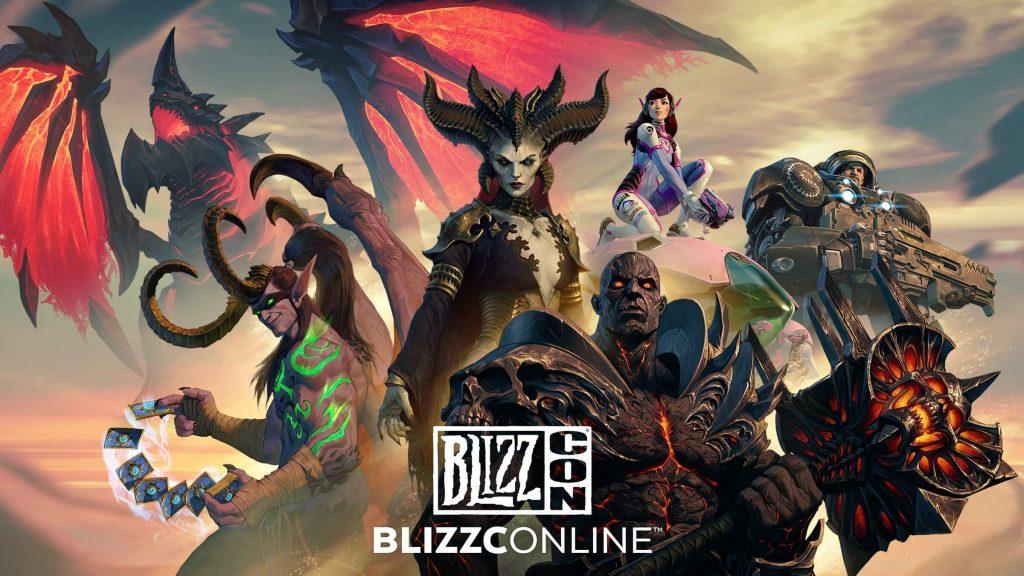 Personagens dos jogos da Blizzard