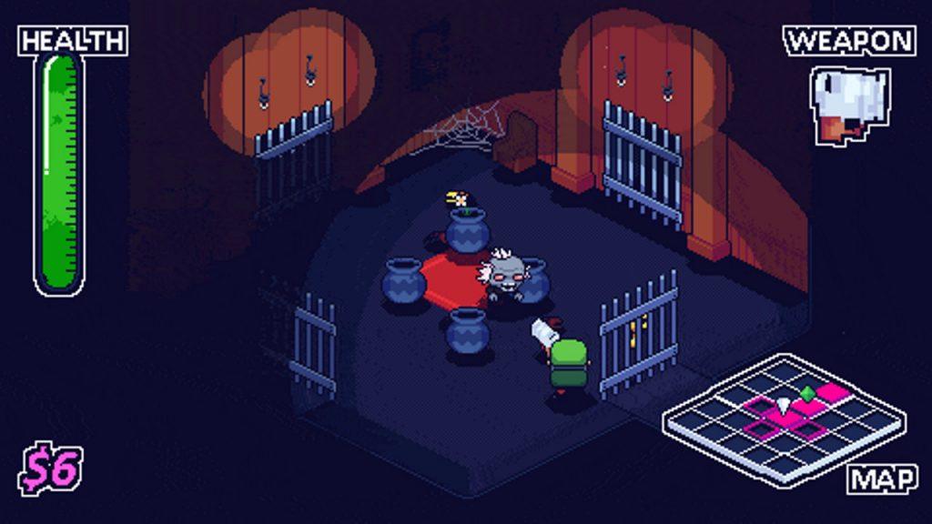 Imagem do jogo Dead State, disponível no Steam Game Festival 2021