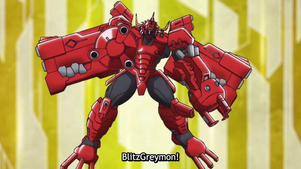 BlitzGreymon