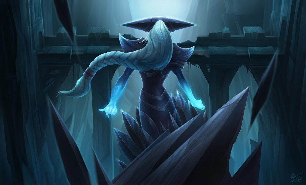 League Of Legends Lissandra