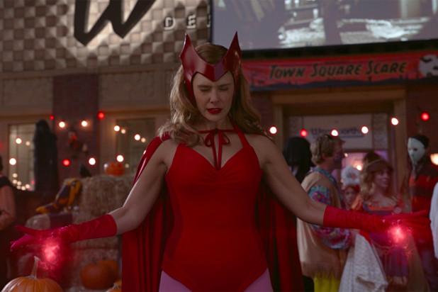 Wanda expandindo o Hex no Episódio 6.