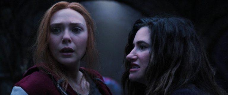 Wanda e Agatha no Episódio 8.