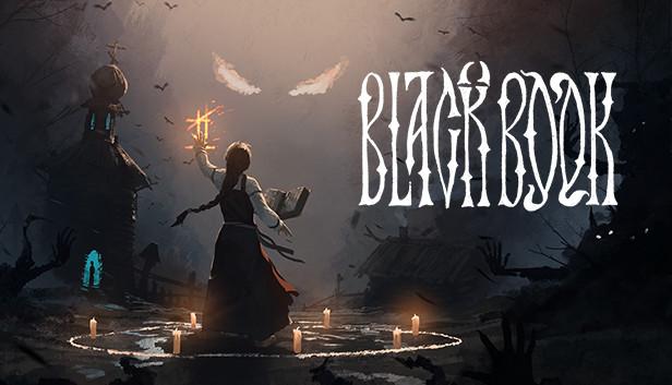 Steam Game Festival - jogo de RPG Black Book