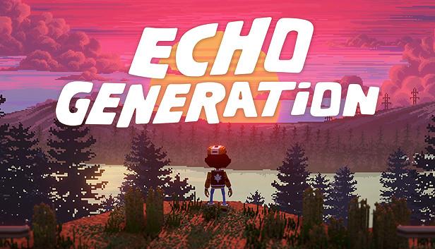 Steam Game Festival - jogo de RPG Echo Generation