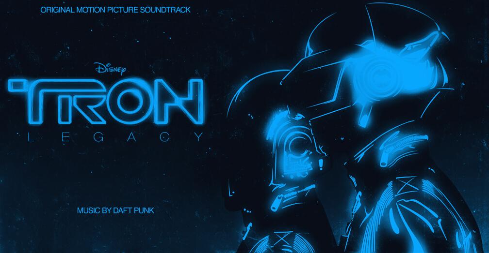 Capa da trilha sonora do file Tron Legacy