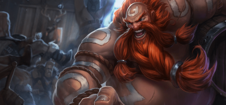 League of Legends Gragas