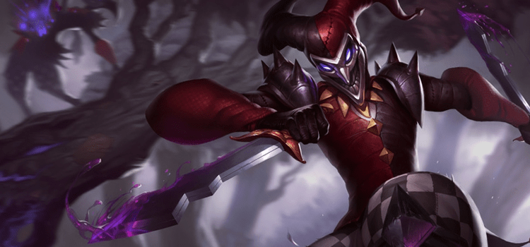 League of Legends Shaco