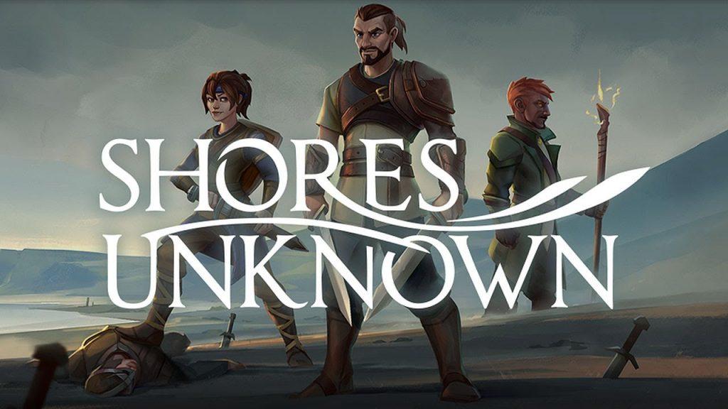 Steam Game Festival - jogo de RPG Shores Unknown