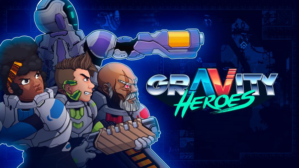 Gravity Heroes da PQube