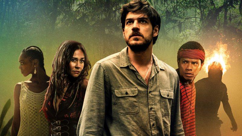 Os protagonistas da série Cidade Invisível da Netflix. Otageek