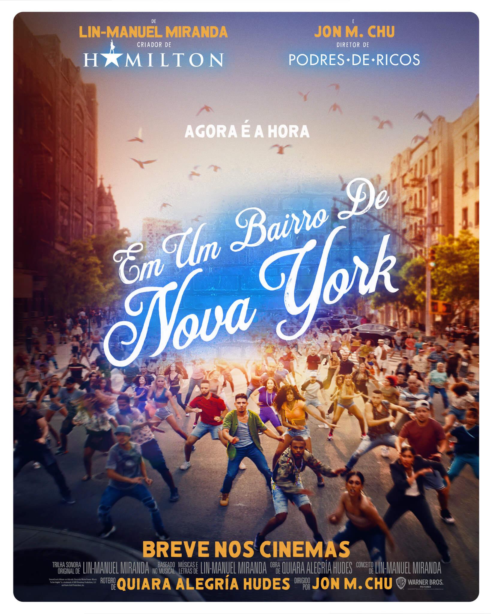 Em Um Bairro de Nova York   Baseado no musical de Lin-Manuel Miranda ganha  novo trailer - Otageek