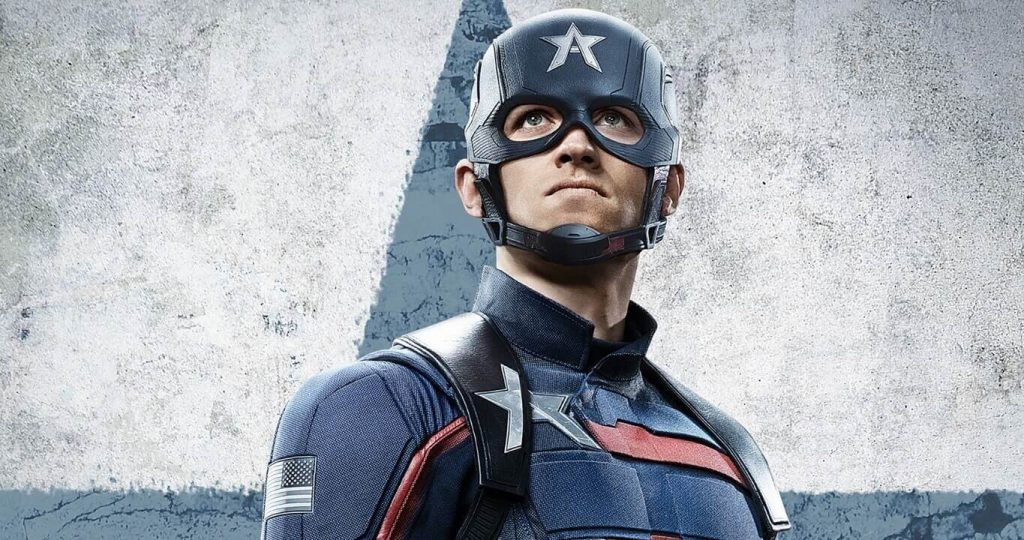 Pôster do novo Capitão América do MCU