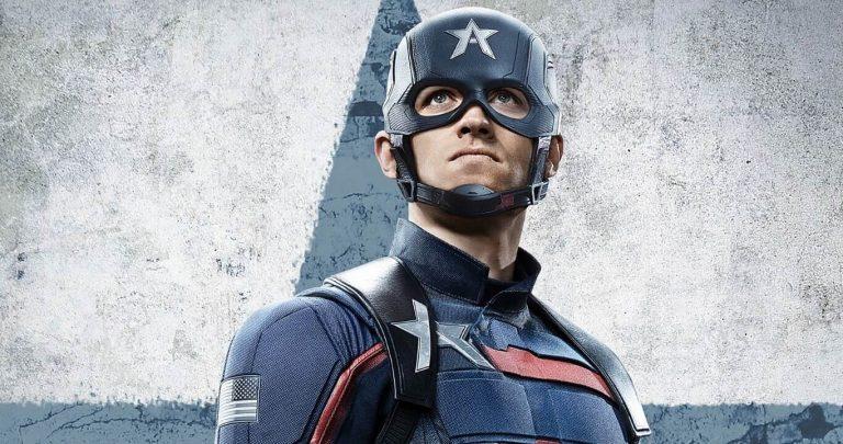 Pôster do novo Capitão América do MCU