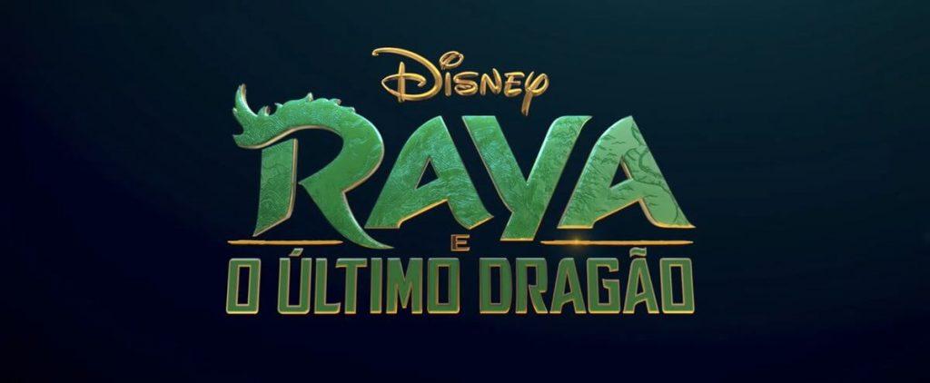 poster oficial de Raya e o Último Dragão