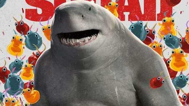 Tubarão Rei forma tubarão branco