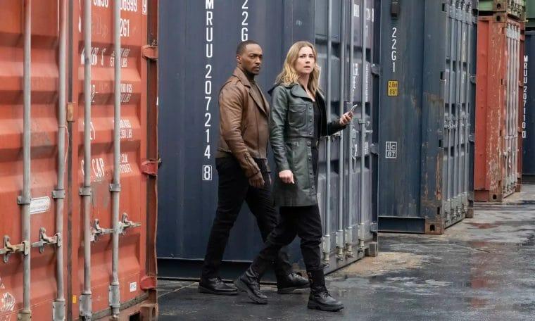 Sam e Sharon em Madripoor - Falcão e o Soldado Invernal - episódio 3 - Otageek