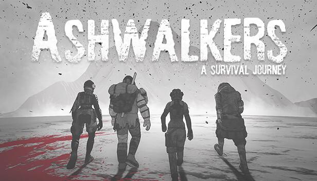 Capa jogo Ashwalkers