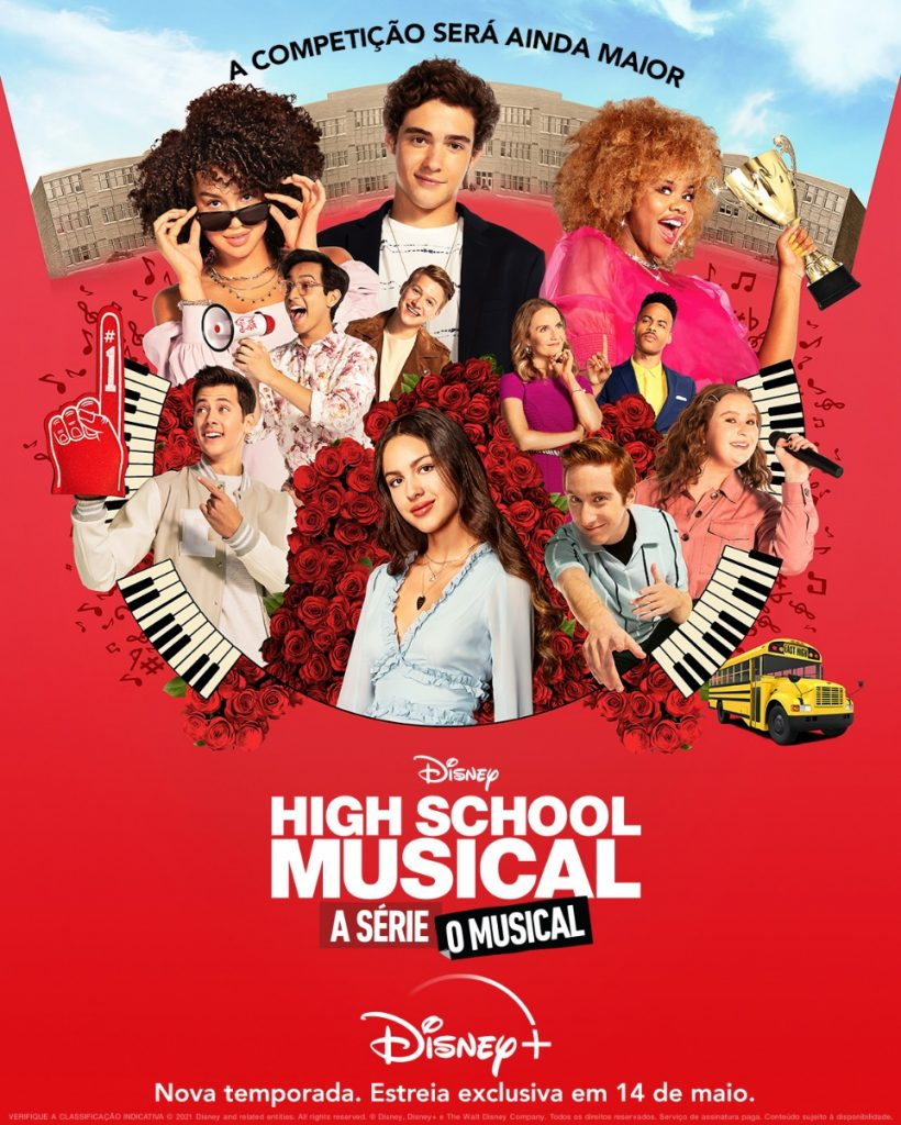 High School Musical: A Série: O Musical - Temporada 2